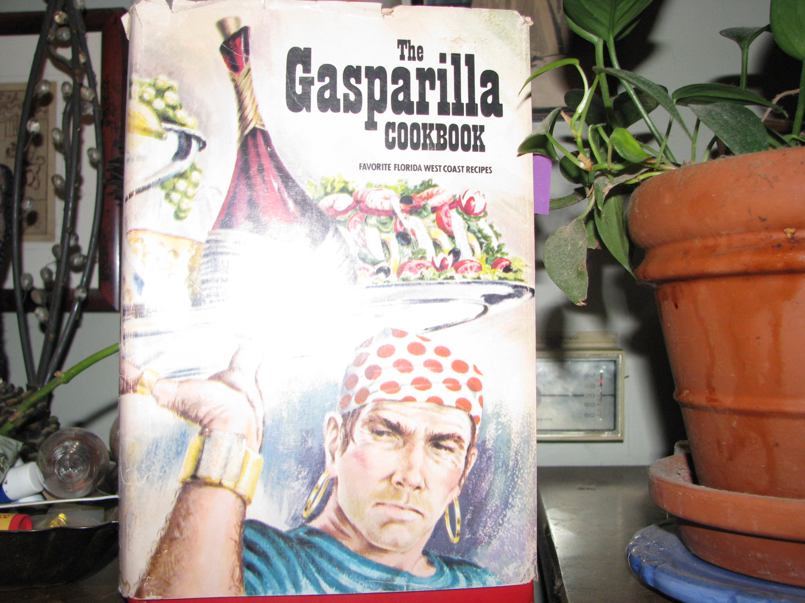 Gasparilla cookbook recipe