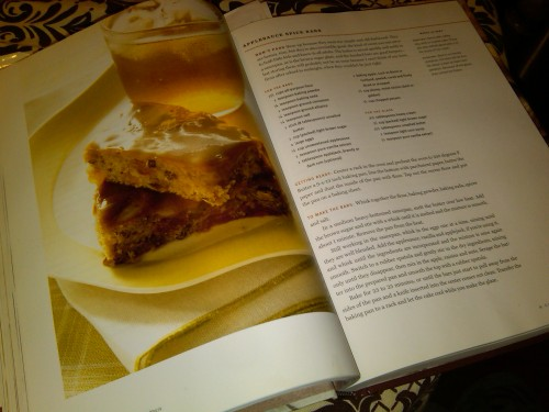 Recipe page from Baking from My Home to Yours