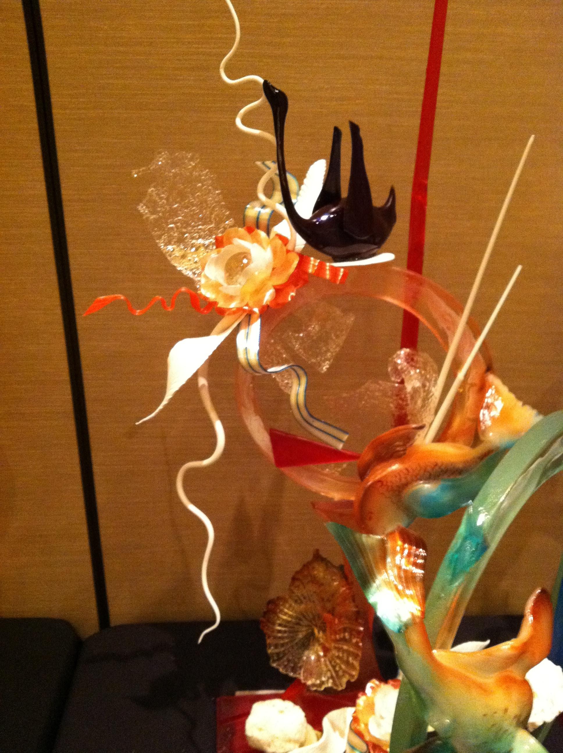 Skulpture od šećera Sugar12